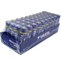 40 x VARTA Mignon AA / LR6 - Batterien Alkaline Industrial 4006, 1,5V, 2950 mAh