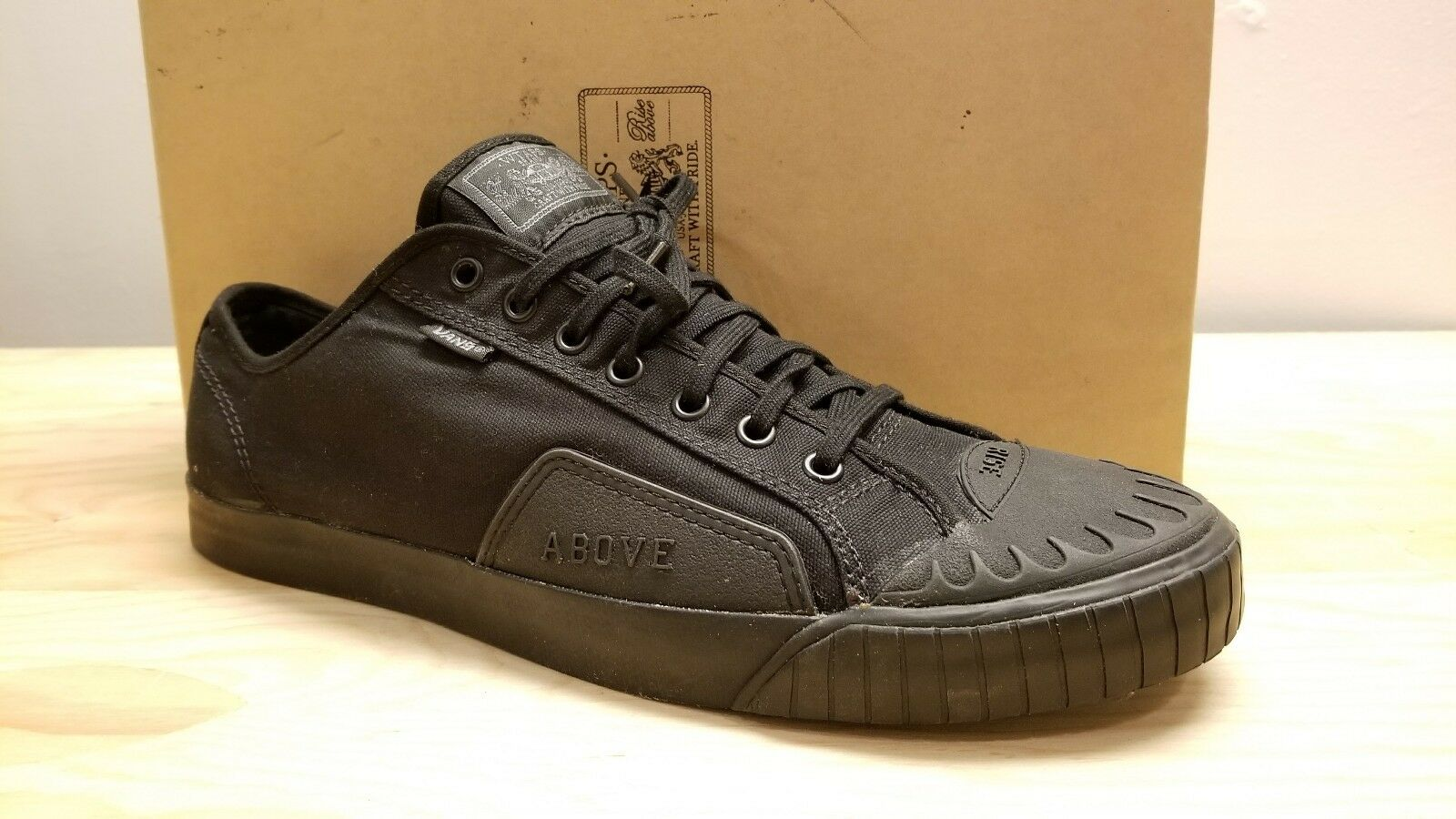 Vans Syndicate Syndicate Syndicate Greaserz WTAPS sz. 11.5 New w-taps 0153e9