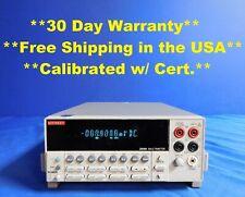 Keithley Instruments 2000 20 Digital 65 Digit Scanning Multi Meter