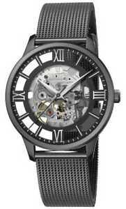 Festina-Automatisch-Skelet-Voor-Heren-Zwarte-Mesh-F20535-1-Horloge