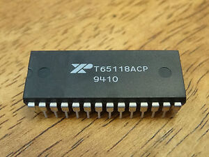 XR-T65118A-T65118ACP-VOICE-SWITCHED-CIRCUIT-28-DIP-NEW