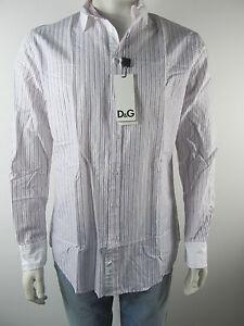 D-amp-G-Dolce-amp-Gabbana-Herren-Hemd-Camicia-Shirt-George-RS0831-M-L-41