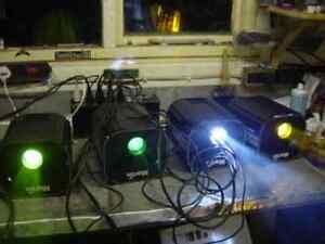 Martin professional robocolour mk3 dmx lights x4 - colchester, Essex, United Kingdom - Martin professional robocolour mk3 dmx lights x4 - colchester, Essex, United Kingdom