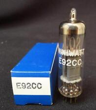 E92CC Tube Philips Holland NOS Dual Triode SQ