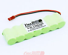 Nickel Metal-Hydride Ni-MH 8.4V 1300mAh Rechargeable Battery Pack w/SYP 1/2A_7SB