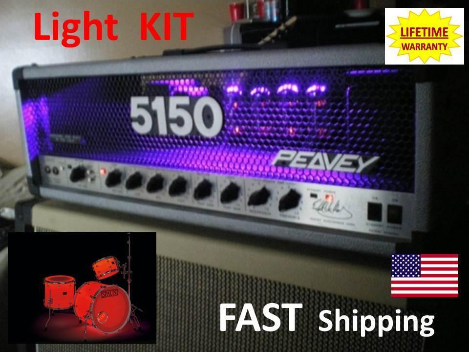Universal bajo o o o eléctrica o cualquier guitarra Amplificador Led Kit De Luz-verde  mejor servicio