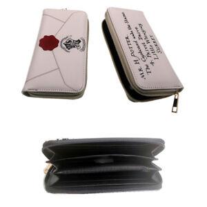Men-039-s-Zipper-Wallet-Harry-Potter-Long-Wallet-Card-Coin-Bag-Wallet-Handbags-Otaku