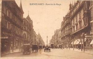 CPA-ARGENTINE-BUENOS-AIRES-AVENIDA-DE-MAYO
