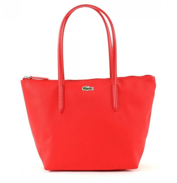 Lacoste Shoulder Bag L.12.12 Concept S Shopping  36a9008fe03