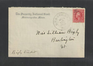 1909-SECURITY-NATIONAL-BANK-MINNEAPOLIS-MINN-ADVERTISING-COVER-NY-amp-CHIC-RPO-WD