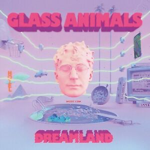 Dreamland [Audio CD] Glass Animals New Sealed