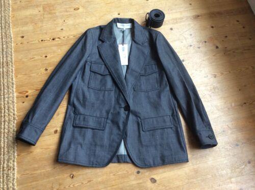 Fr 10 Darel Jacket Gerard Denim Circa 36 Uk 8 Cotton Taglia Bnwt FYq1A1Bw