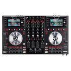 Numark NV 4 Channel DJ Controller Mixer MP3 Midi Studio Laptop Stand