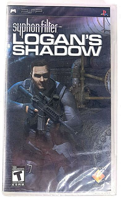 Syphon Filter: Logan's Shadow PSP Brand New Factory Sealed