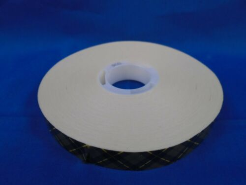 3m Scotch 908 ATG Gold Adhesive Transfer Tape Roll 1//2 x 60 Yds