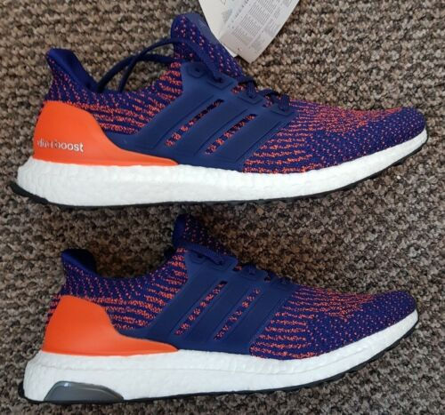 Mystère Ultra S82020 Baskets Bnibwt Mystic 3 Bleu Encre Boost Orange 0 Adidas Uk9 vdnzxqwFv