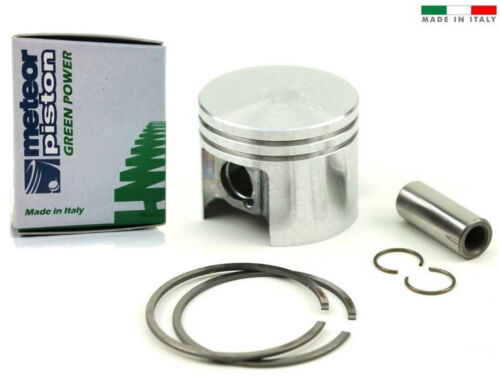 Meteor piston kit for Stihl MS180 018 38mm with 10mm pin Italy 1130 030 2004