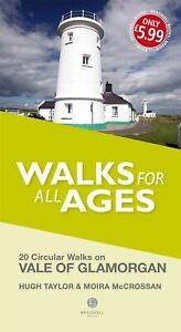 Walks-for-All-Ages-Vale-of-Glamorgan-And-Bridgend-by-Hugh-Taylor