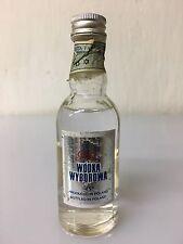 Mignon Miniature Polmos Wodka Wyborowa 5cl 45% Vol