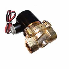 """air suspension valve 1/2"""" npt port electric solenoid 125psi"""