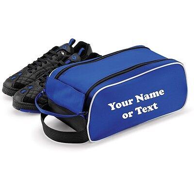 Personalizado Quadra Zapato/Bota De Fútbol Rugby Escuela de Deportes Viajes Personalizado