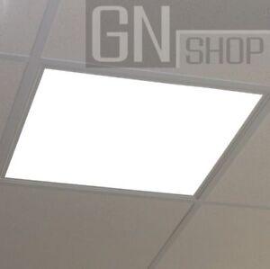 HI-POWER LED PANEL Light 62x62 3400lm 48W NEUTRAL WEIß ULTRASLIM 48 Watt