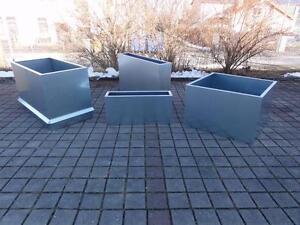 Hochbeet Aus Metall 1 5m X 0 75m Aus Der Serie Urban Pflanzkasten