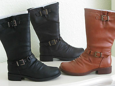 Girl Riding Boots Moto-38 Youth