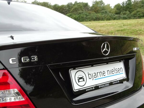 Mercedes C63 6,3 AMG Performance aut. - billede 5