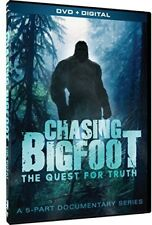 Chasing Bigfoot: The Quest for Truth (DVD, 2017)