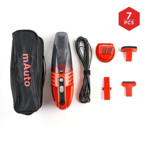12v Car Vacuum Cleaner Portable Wet Dry Dirt Dust For Cars Trucks /& SUVs