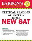Sat Critical Reading Workbook by Sharon Green (Paperback, 2016)