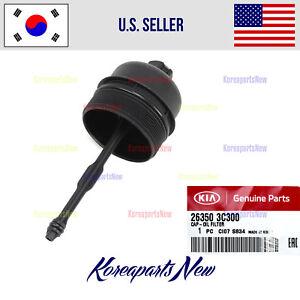 V6 3 8l Oil Filter Cap Genuine 263503c300 Genesis