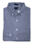 J-Crew-Factory-Mens-M-Slim-Fit-Navy-Blue-Micro-Gingham-Washed-Cotton-Shirt thumbnail 3