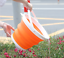 Collapsible Folding Silicon Plastic Bucket Kitchen Camping Garden Water Pail 3L