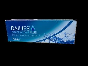 Dailies AquaKomfort Plus One Day Kontaktlinsen - 3.50 BC 8.7 DIA 14.0 29 Stück