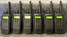 Motorola Xpr6550 Uhf Digital Dmr Mototrbo Set Of 6 Radios 430 470 Good 1 3 Sets