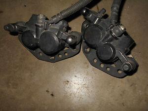 kawasaki-zx1000-1000-zx-10-ninja-front-brake-calipers-1989-88-89-1990-1988