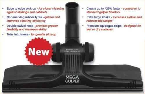MEGA GULPER, AUSSIEVAC DUCTED VACUUM CLEANER FLOOR/CARPET HEAD/TOOL, 38CM WIDE