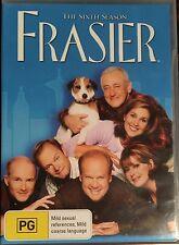 Frasier : Season 6 (DVD, 2007, 4-Disc Set) BRAND NEW & SEALED