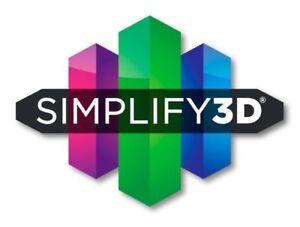 Details about 3D Systems Cube Pro Simplify3D Filament Profiles (PLA PHA ASA  ABS NYLON Tech-G)
