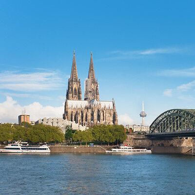 Köln 3 Tage Städtereise 2 Personen 3★ Hotel Wochenende Kurzurlaub Rhein Altstadt