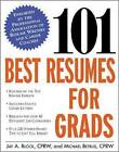 101 Best Resumes for Grads by Michael Betrus, Jay Block (Paperback, 2002)