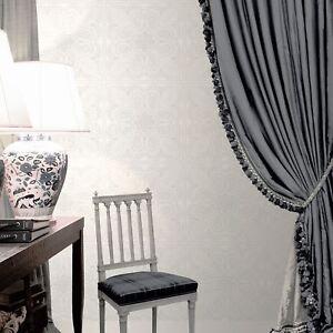 Paillette-Blancs-Floral-Geo-Motif-Papier-Peint-Texture-J78600-Sparkle
