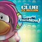 Party Starts Now 0050087281427 by Club Penguin CD