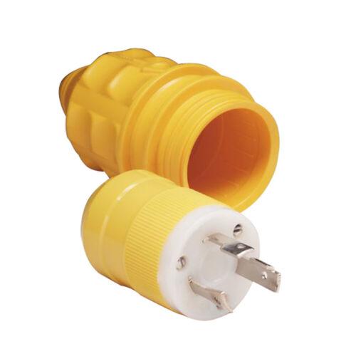 Marinco 12310769 Plug /& Boot Value Pack 30a-125v