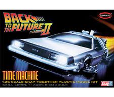 Polar Lights Back to the Future II DeLorean Time Machine model kit 1/25