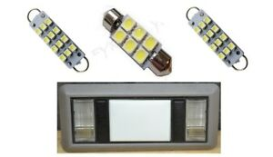2-Map-1-Dome-white-LED-Interior-lights-for-1988-1998-Chevy-Silverado-GMC-Sierra