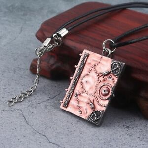 Halloween-Hocus-Pocus-Spell-Book-Pendant-Necklace-Witches-Sanderson-Sister