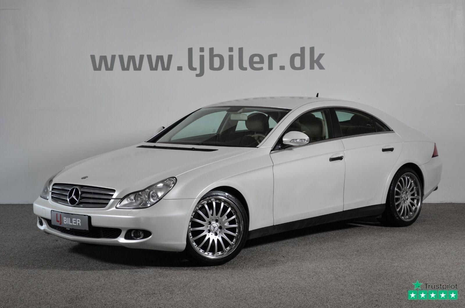 Mercedes CLS350 3,5 CGi aut. 4d - 169.800 kr.